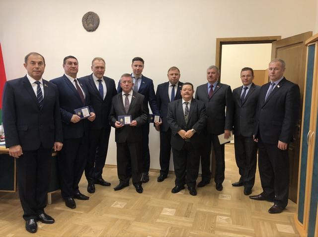 Встреча с министром по чрезвычайным ситуациям Республики Беларусь Владимиром Александровичем Ващенко
