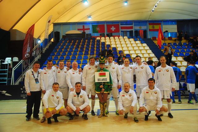 IX Международные парламентские игры